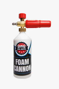 Foam Cannon