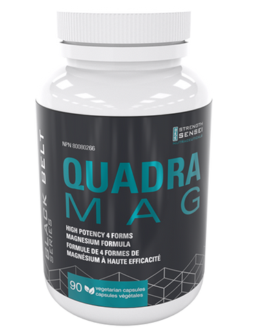 Quadra Mag – Strength Sensei Nutraceuticals – semper fi body concept