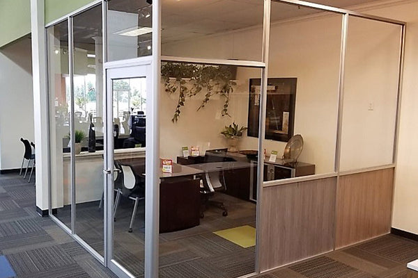 demountable wall partition florida