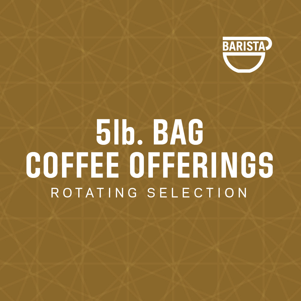 5lb. BAG COFFEE OFFERINGS