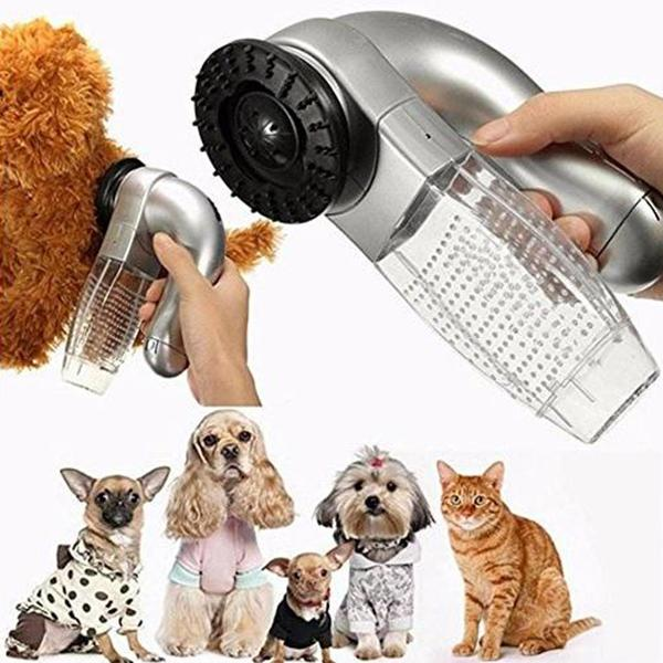 [HOT SALE]Portable Mini Electric Pet Vacuum Cleaner