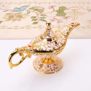 【Come and make your wish come true】Aladdin's lamp