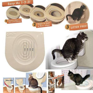 🔥Hot Selling 20,000 Items🔥 Cat Toilet Training Kit