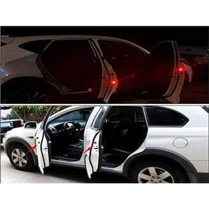 2019 Car Door LED Laser Light【Only today】