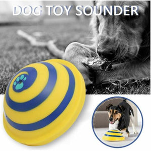 🔥bigtoy™Indoor Gliding Squeaky Dog Toy🔥-50% OFF