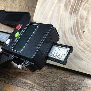 (60% OFF Today)-Digital Depth Ruler For Woodworking
