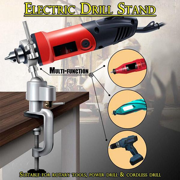50% OFF! Electric Drill Stand