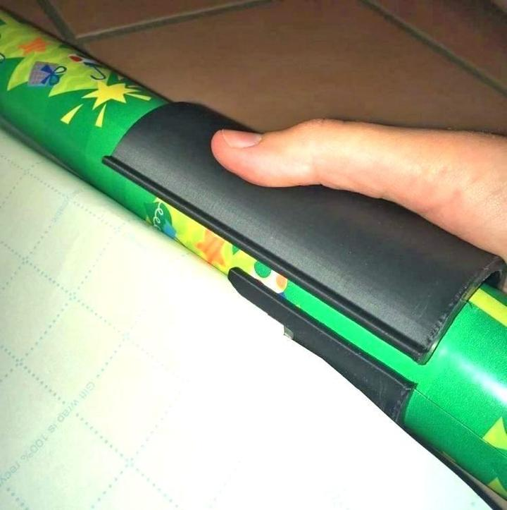 Sliding Wrapping Paper Cutter【70% OFF ONLY TODAY】