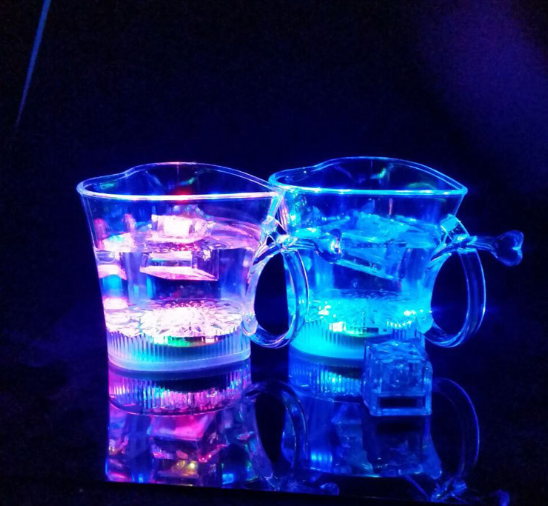 【OFF 50%】Couple Love Cup Glowing Cup Flash Beer Mug
