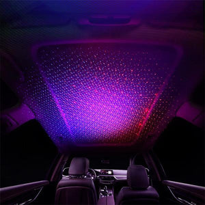Hot Sale!! Car Atmosphere Lamp Interior Ambient Star Light