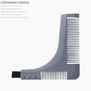 Beard comb styling template,$13.99 can buy two pieces