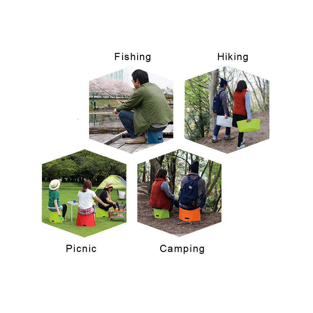 【50% OFF】Portable Folding Stool for Camping, Fishing, Hiking