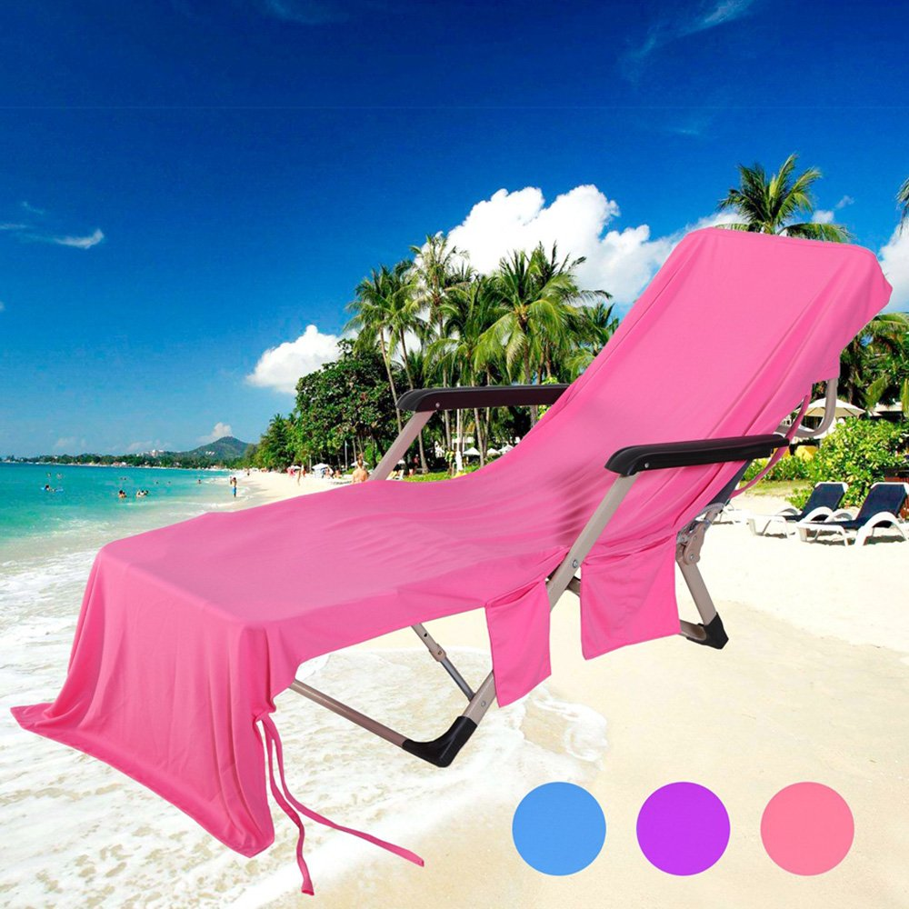 【50% OFF】Quick-dry beach chair towel beach towel