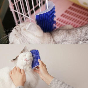 【Hot Sale】🔥Last day promotion · Cat Self Groomer With Catnip