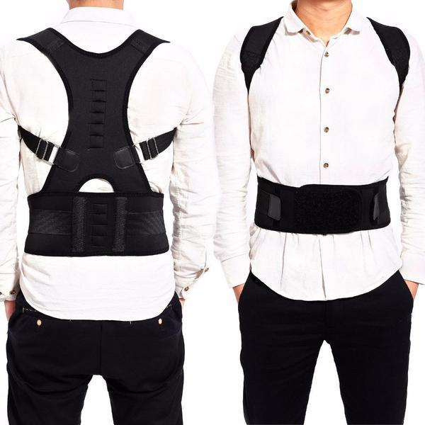 Posture Corrective Therapy Back Brace For Men & Women【Limited-time discount】