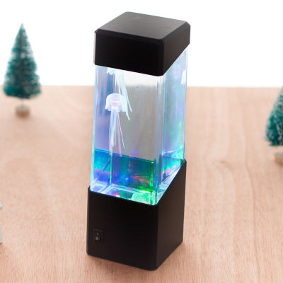 【50% OFF】Led jellyfish night light