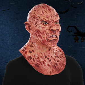 Halloween biochemical zombie scary ghost mask head