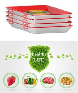 【Hot Sale】Creative Food Preservation Tray. Buy two free shipping