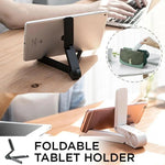 【50% OFF】Foldable Tablet Holder. Last one day!!!
