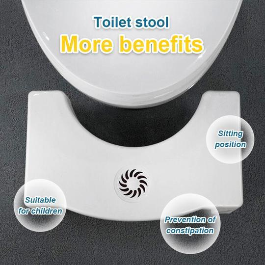Folding Multi-Function Toilet Stool【OFF 30% AND FREE SHIPPING】