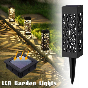 【Hot sale】Waterproof Solar Lawn Lamp