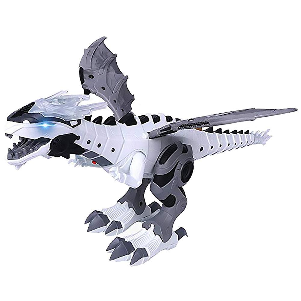30% OFF Today-Mechanical Spray Electric Dinosaur Toy