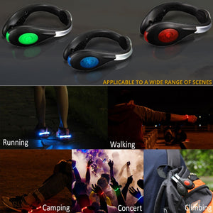 【Hot Sale】USB Charger Outdoor Sport Warning Lamp Safety Flash Light. Now 50% OFF