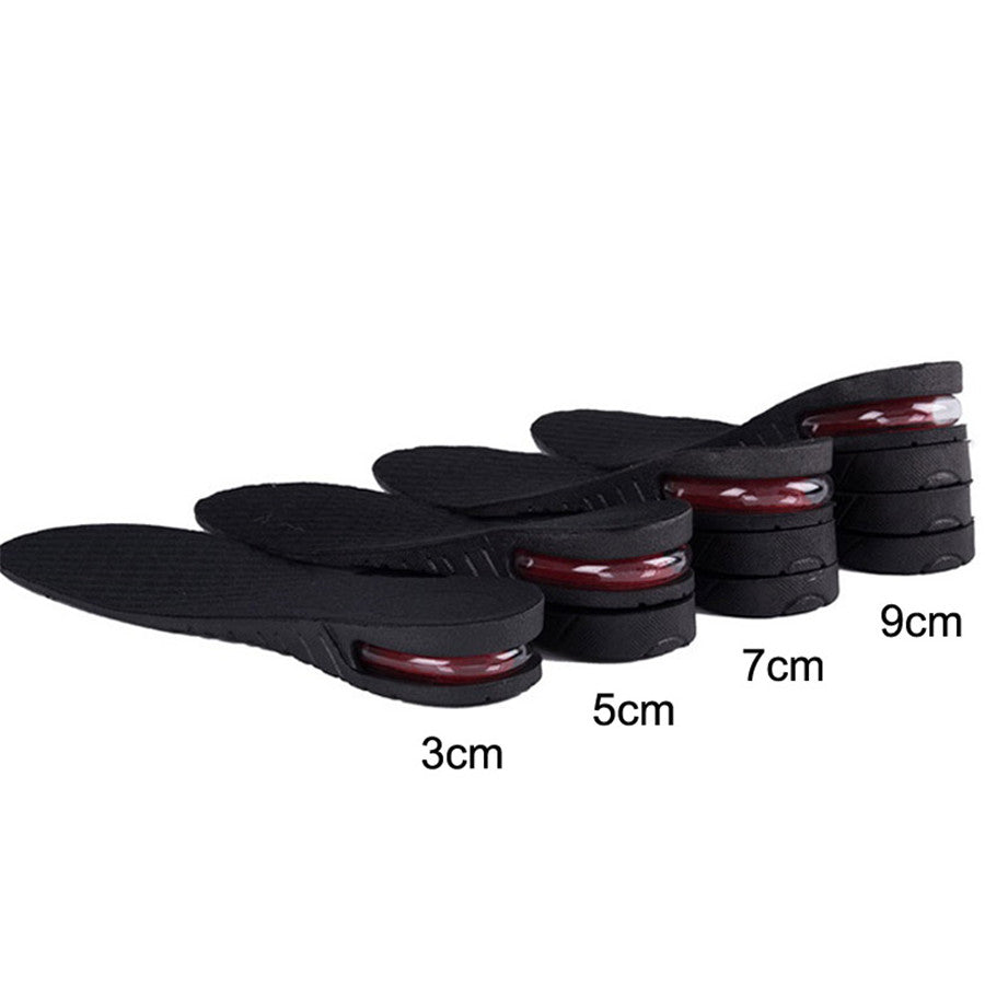 【Hot Sale】Height Increase Insole Gadget Set (1 Pair) for Men & Women. Now 50% OFF
