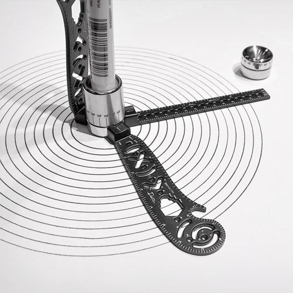 【Only today $25.95】The Most Versatile and Portable Compass Design Tool