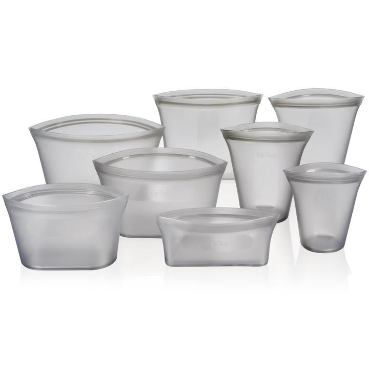 (60% OFF TODAY) Zip Top Containers - Completely Plastic-Free