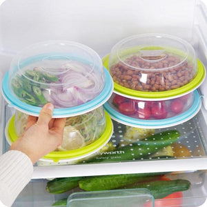 😍ONLY $7.98 - 90% OFF DISCOUNT-Reusable Keep Fresh Seal Lids