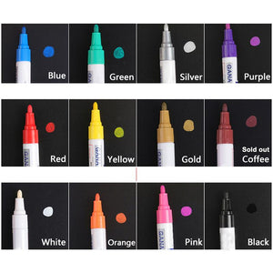 $9.99,TODAY ONLY🔥 WATERPROOF TIRE PAINT PEN