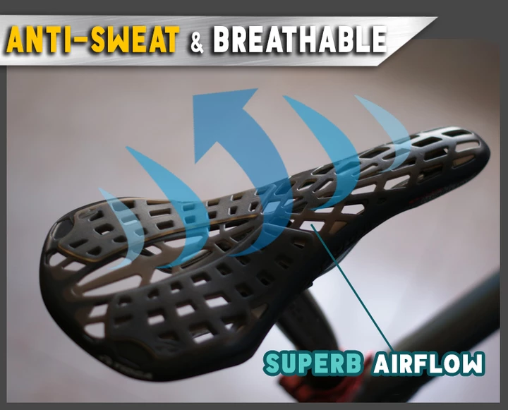 BUY 2 GET 1 FREE AND FREE SHIPPING--Inbuilt Saddle Suspension