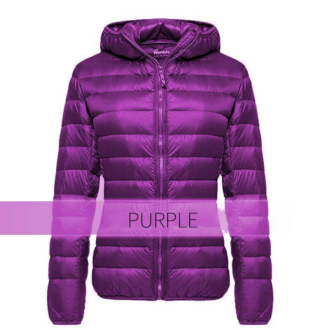 Hot Selling--Thermal Ultra-light Down Jacket--Free Shipping WorldWide
