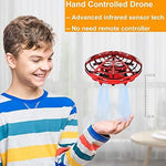 80%OFF🔥Gesture Controlled UFO Interactive Intelligent UAV(BUY 2 FREE SHIPPING)