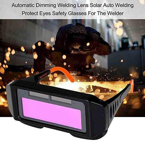Auto Darkening Welding Glasses--buy 2 free shipping