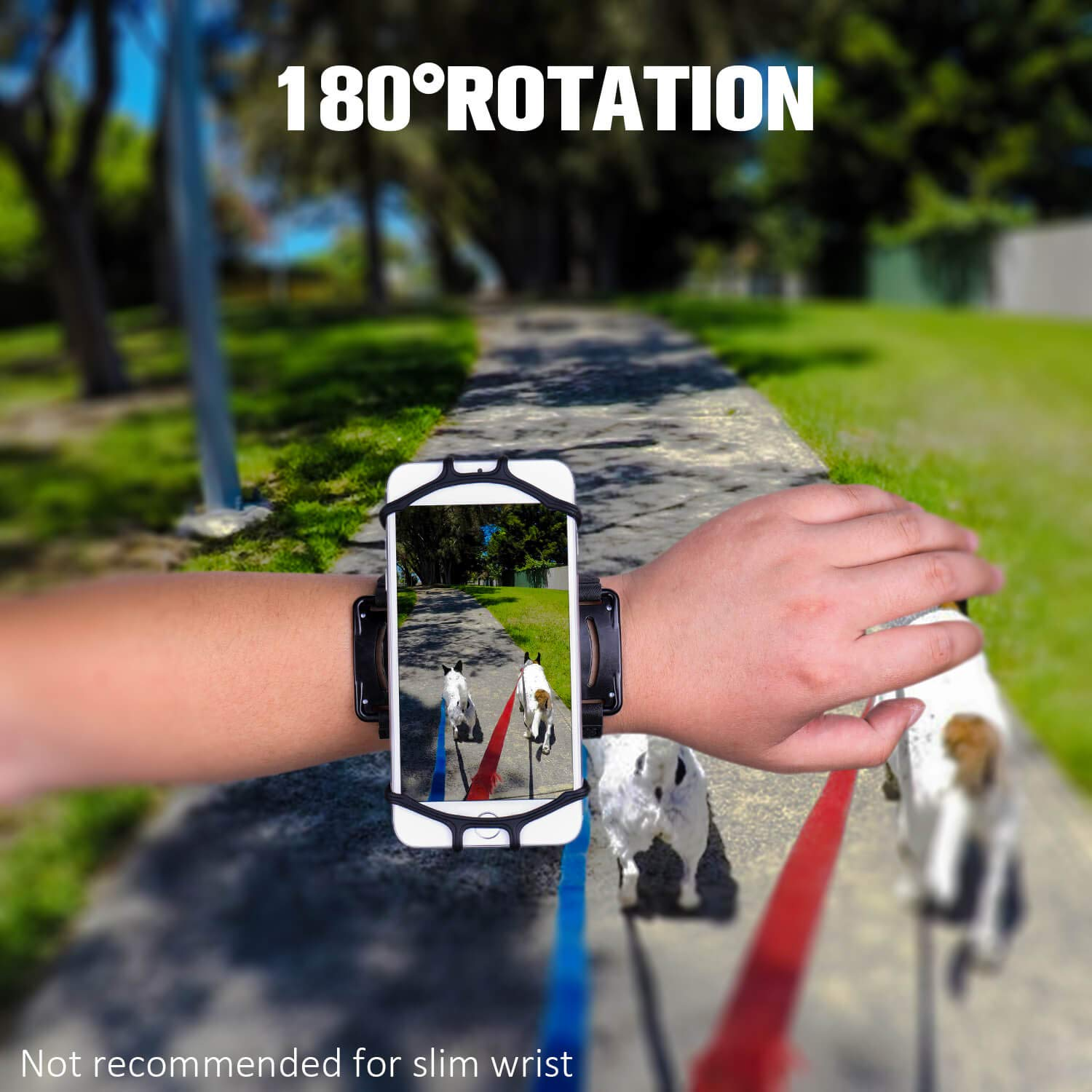 180° ROTATABLE SPORT BAND