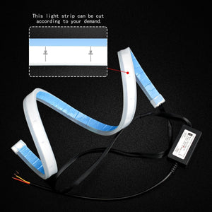 2 Colors LED Strip Headlight-50% OFF