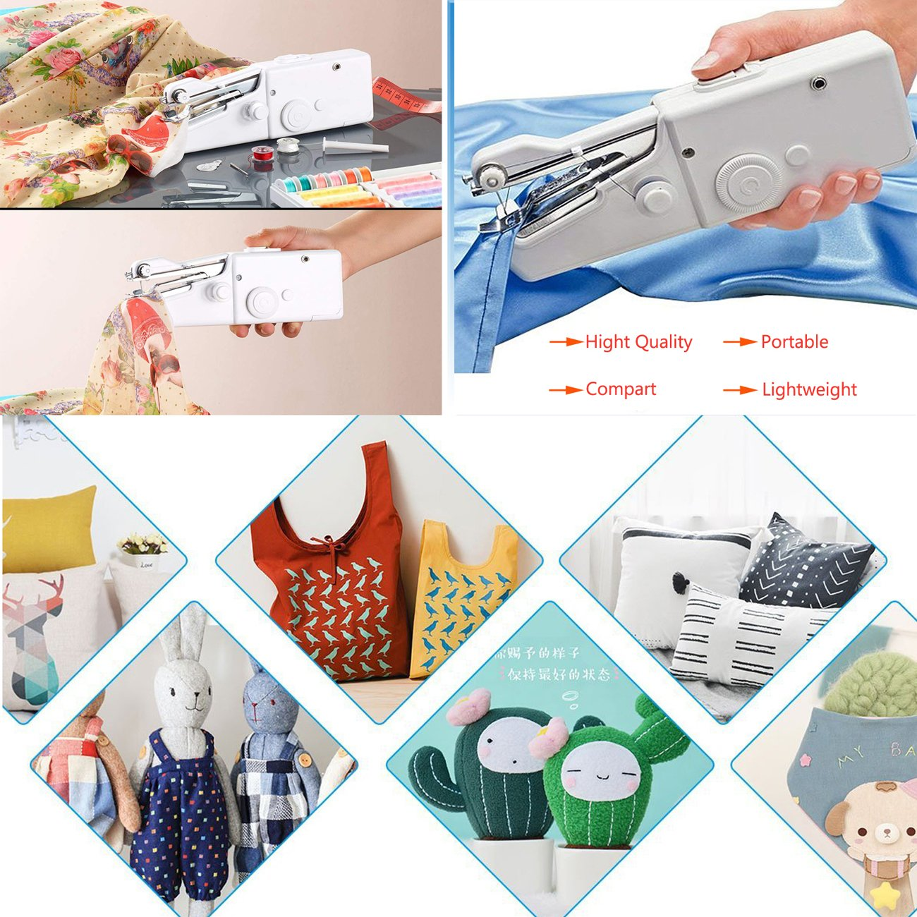 Portable Stitch Sew Hand Held🔥Last day promotion !