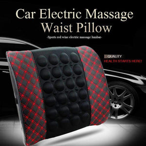 50% OFF🔥Car Electric Massage Waist Pillow【 Buy 2 Extra 10% OFF】