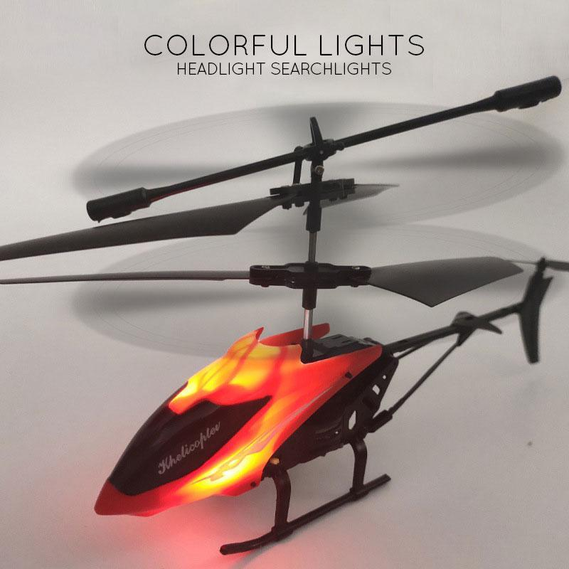 HeliX Remote Control Helicopter--💖get a free Christmas tree only today