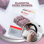 Last Promotion 50% OFF Today---Plazotta Steel Sponge