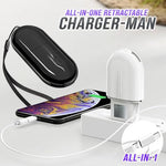 ALL-IN-ONE Retractable Charger-Man🔥Last day promotion