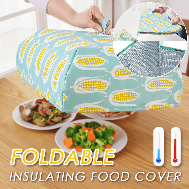 【Buy two freeshipping】Foldable Insulating Food Cover