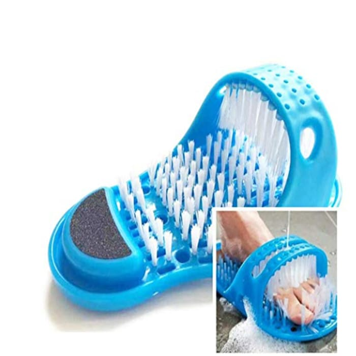 Exfoliating Foot Shower Cleaning Brush
