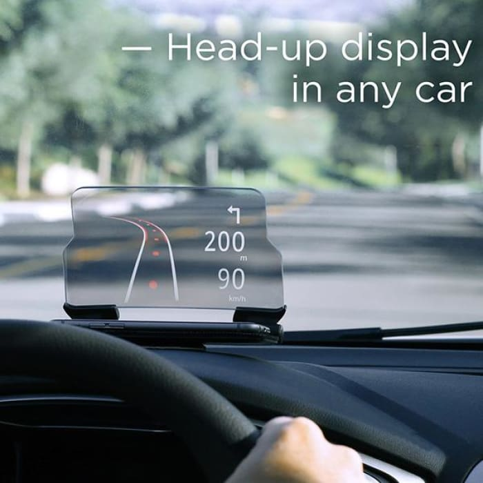 Hudway Glass: Keep Your Eyes On The Road - Men