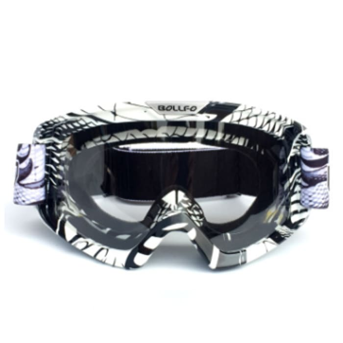 Knight Cross-Country Goggles - Serpentine / Transparent - Men