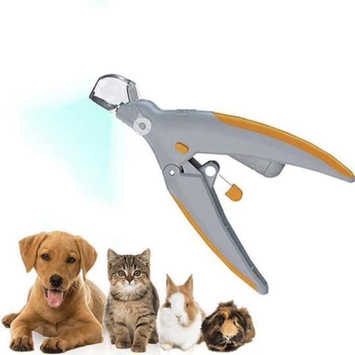 Led Pet Nail Clipper - Pet