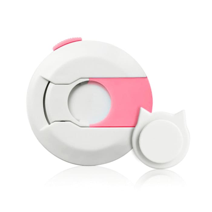 Magnetic Anti-Loss Pocket Lock - Pink / 1Pcs - Boutique