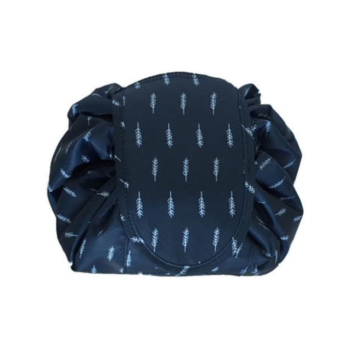 Quick Makeup Bag(Hot Selling 10000 Items) - Blue Feather / 1Pcs - Women